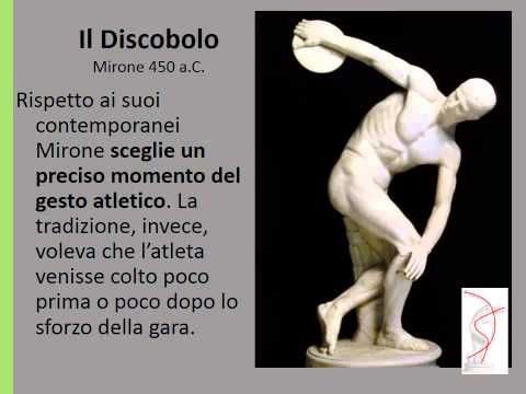 scultura greca parte1 - YouTube