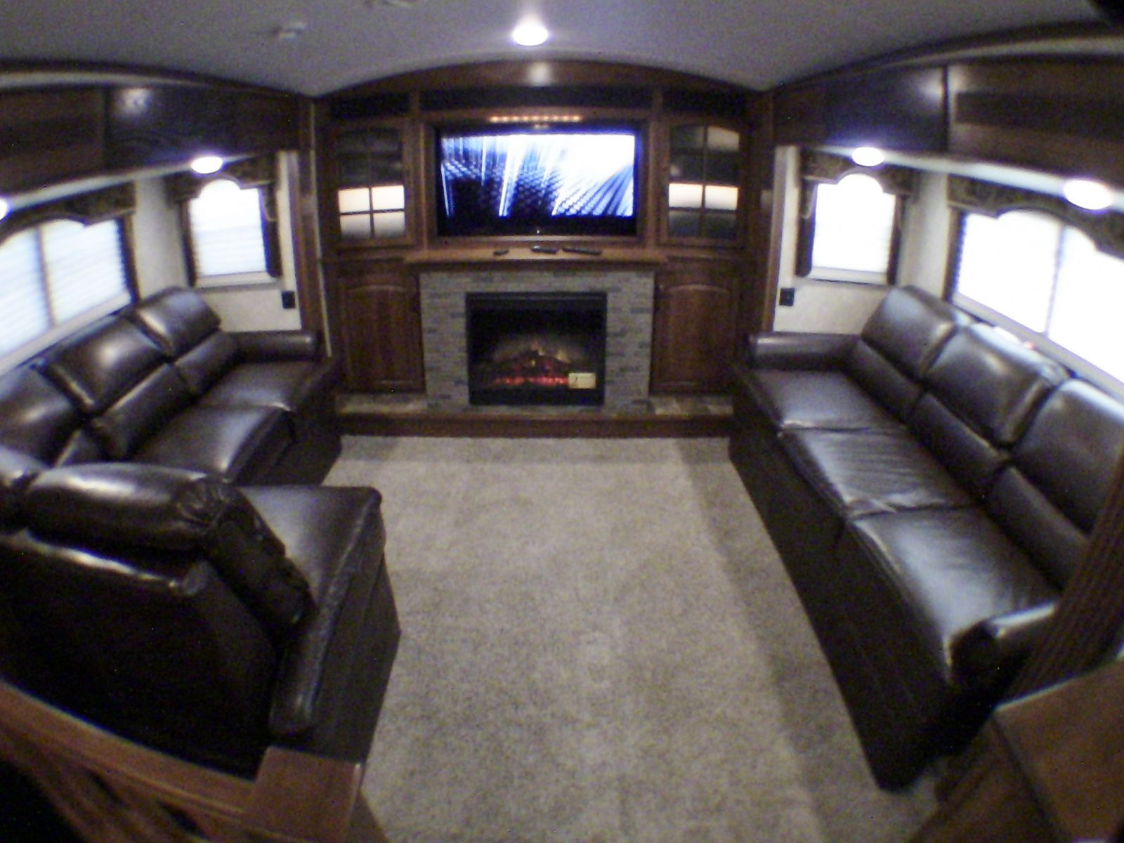 5th wheel rv front living room 2013 keystone montana 3750fl fully loaded front living 25052