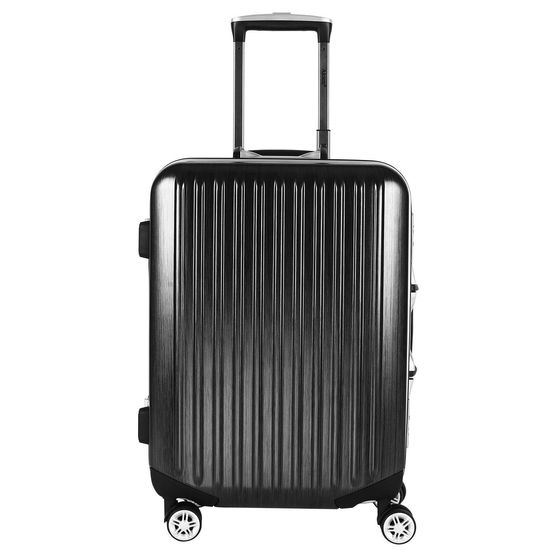 Viagdo Luggage Carry-On Luggage HardSide Suitcases Hard Shell ...