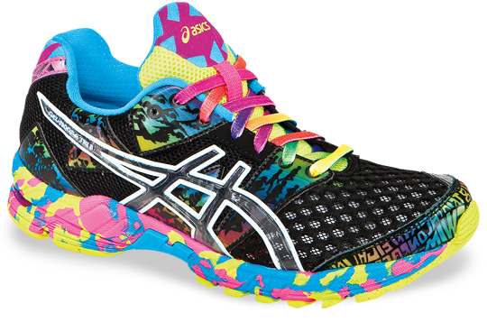 hot sale online 0d1a2 665ce Need to get a pair of these for my run, if for nothing more than just how  pretty they are! As an added bonus they are supposed to have good support  )