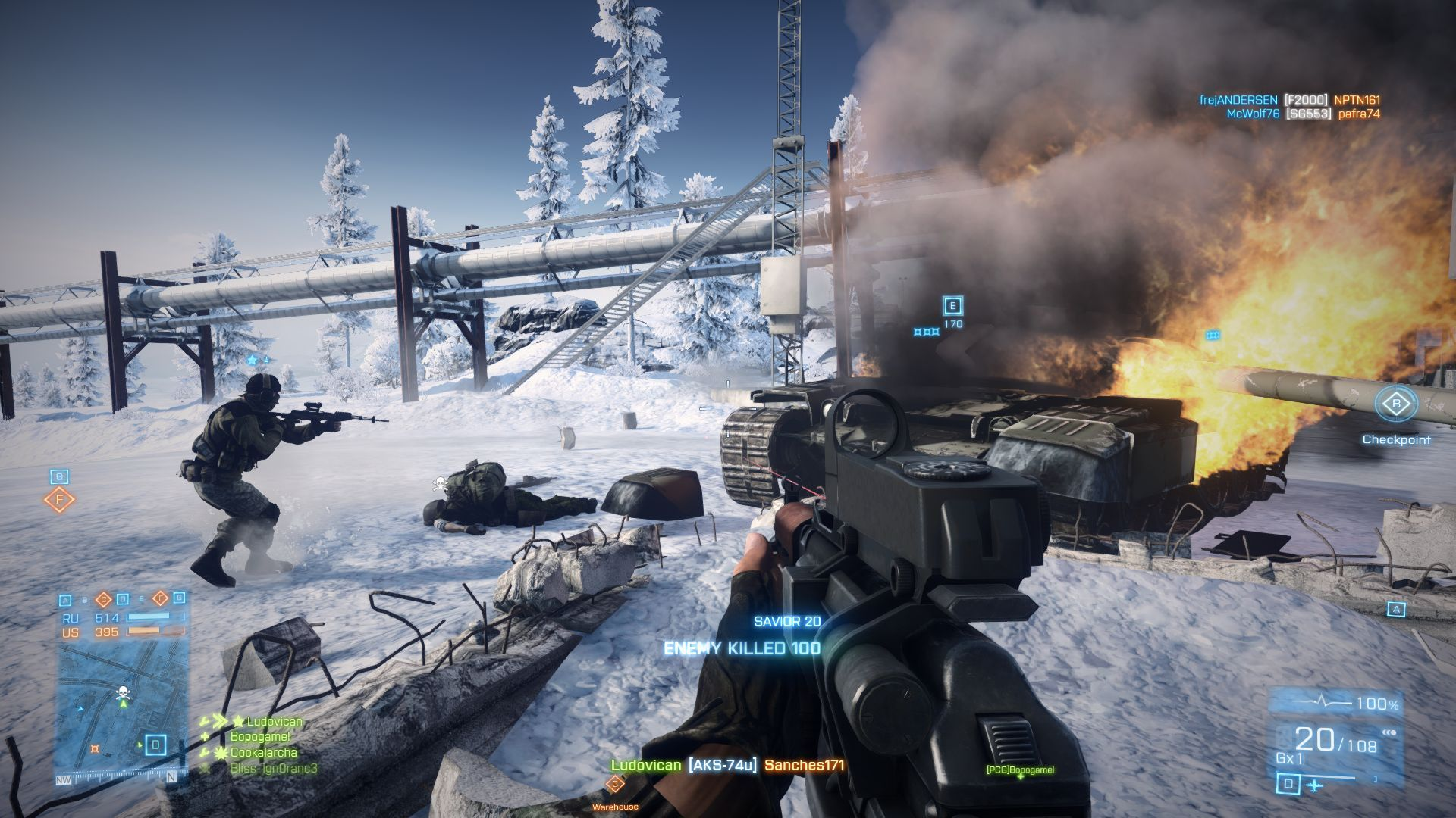 Free online multiplayer shooting games that you should