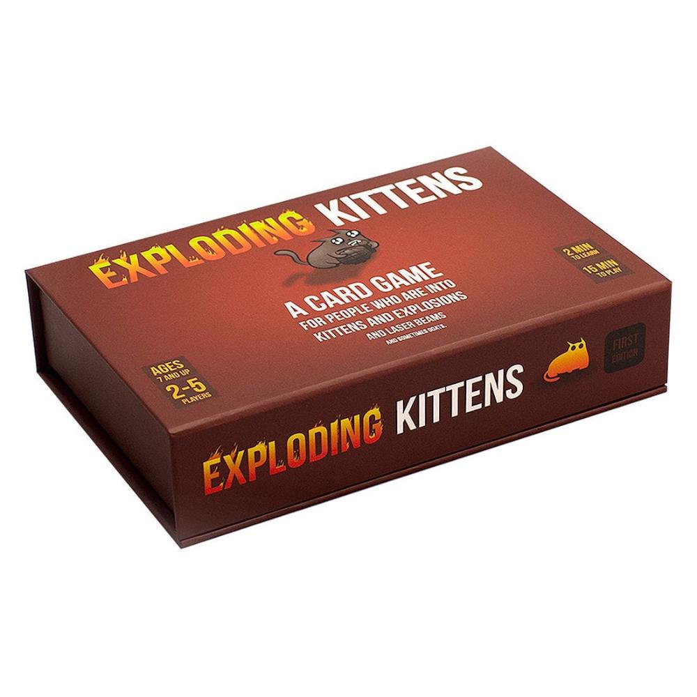 Exploding Kittens Target Australia In 2020 Exploding Kittens Exploding Kittens Card Game Card Games