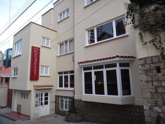 Rendezvous guest house, La Paz