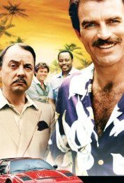 Magnum P I 1980 Poster Tv Series I Liked All Genres