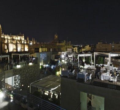 La Terraza De Eme Catedral Hotel En Sevilla Alucinante