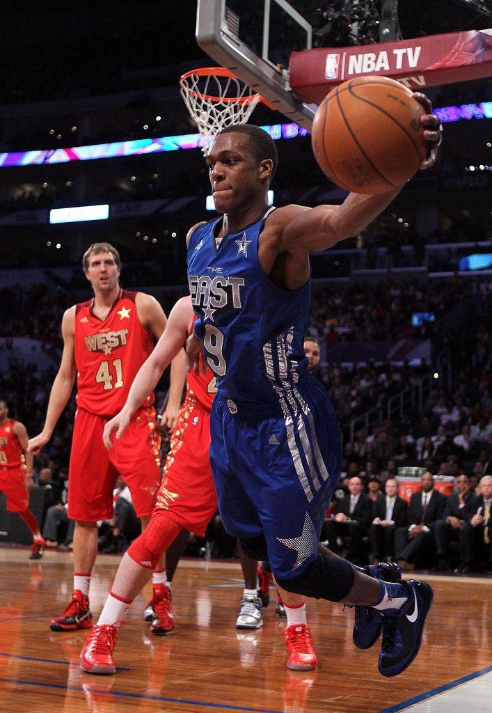 535083aa9 Rajon Rondo Photos Photos  2011 NBA All Star Game