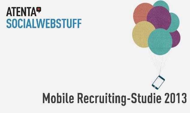Trend der Zukunft: Mobile Recruiting #socialmedia #socialmediamarketing #blog #aachen #website #facebook