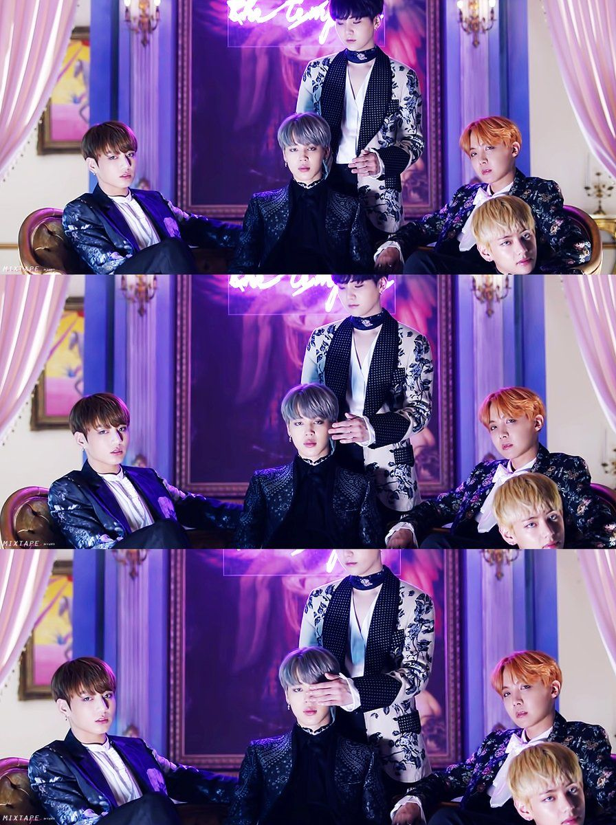 Pin On Bts Photoshoot Bts wallpaper hd blood sweat and tears