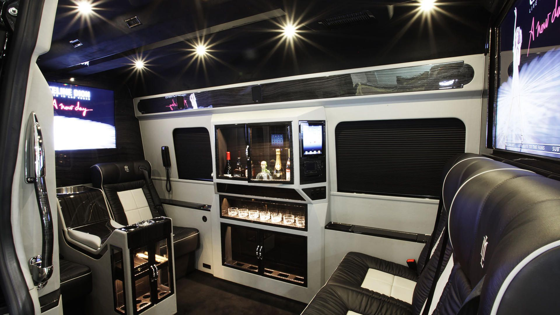custom luxury suv pictures luxury conversion vans interior suv pinterest van interior. Black Bedroom Furniture Sets. Home Design Ideas