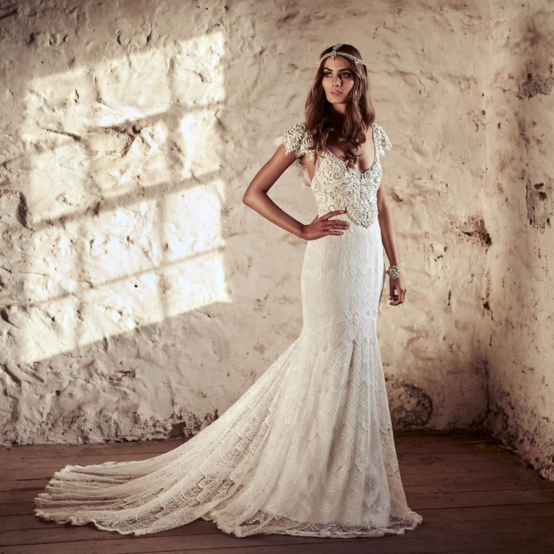 Anna Campbell 2019 Wedding Dresses: One Of Our Favorites From