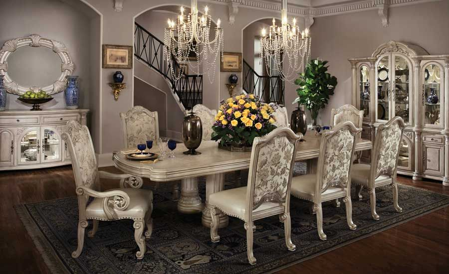 19 Magnificent Design Ideas Of Classy Traditional Dining Rooms Custom Fancy Dining Room Sets Inspiration Design