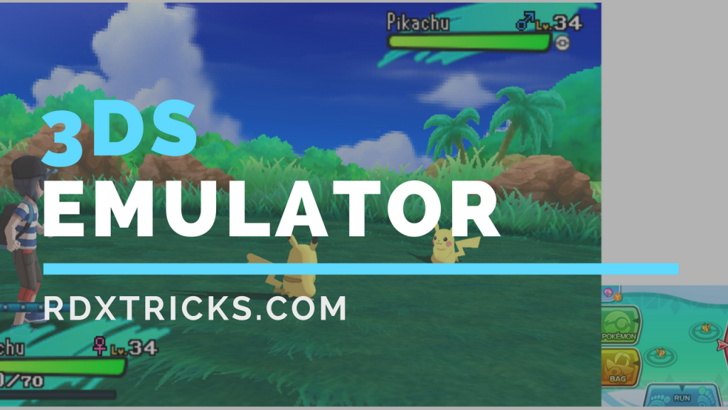 3DS Emulator let you play all the Nintendo games on your
