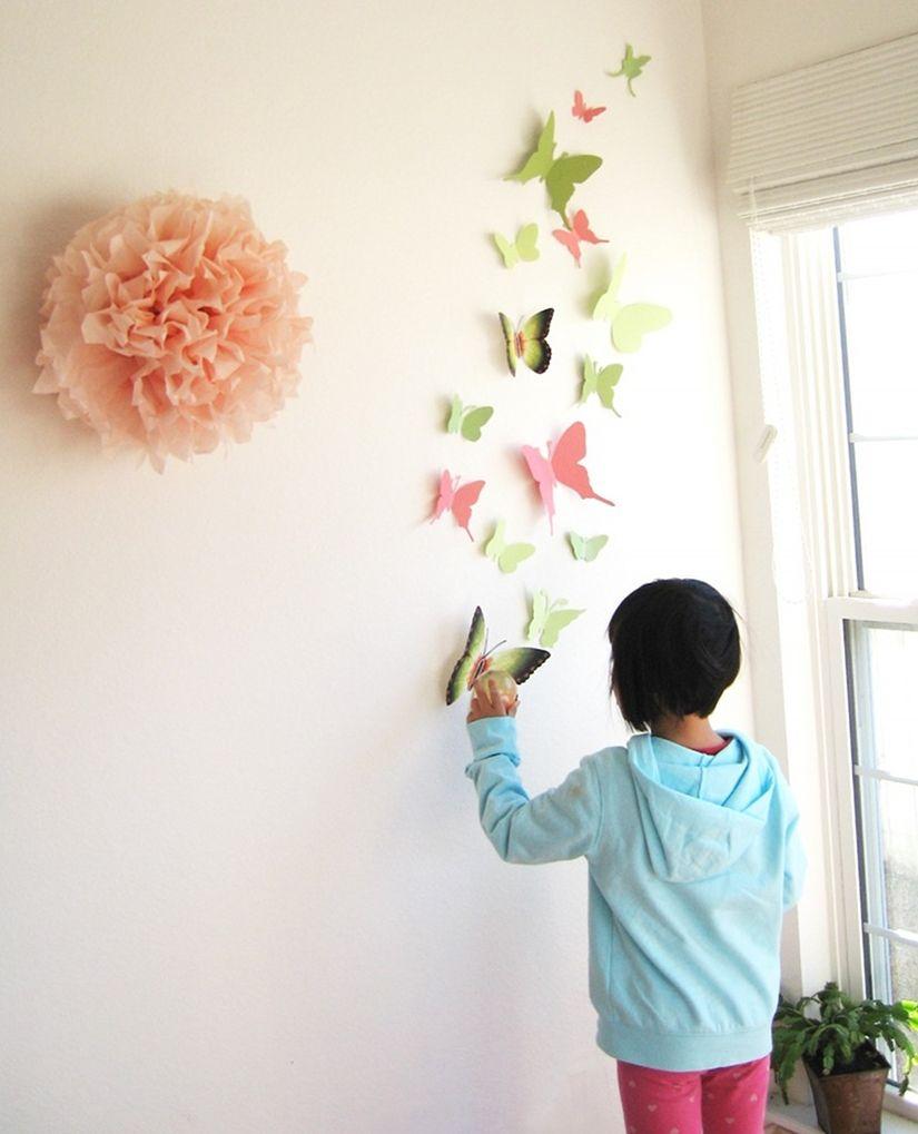 I like the butterfly idea