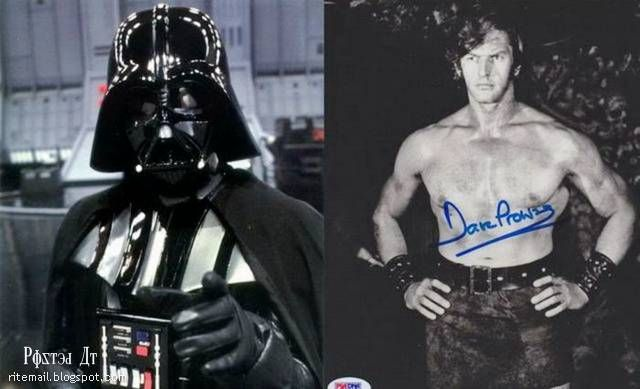 Darth Vader Star Wars Episodes Iv Vi 1977 1983 David Prowse David Prowse Classic Film Stars Darth Vader Movie Characters