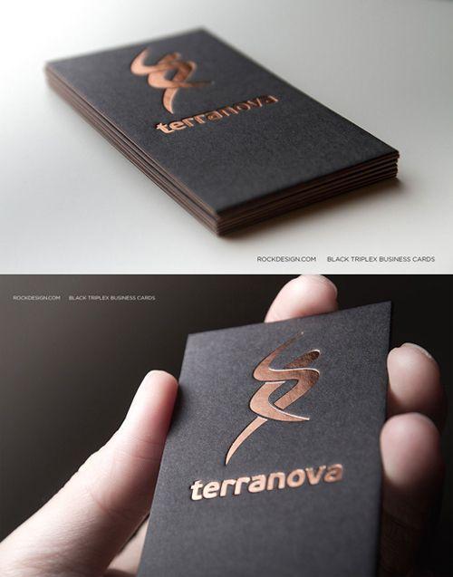 Luxurious Business Card Innovative Business Cards Business Cards Creative Business Cards