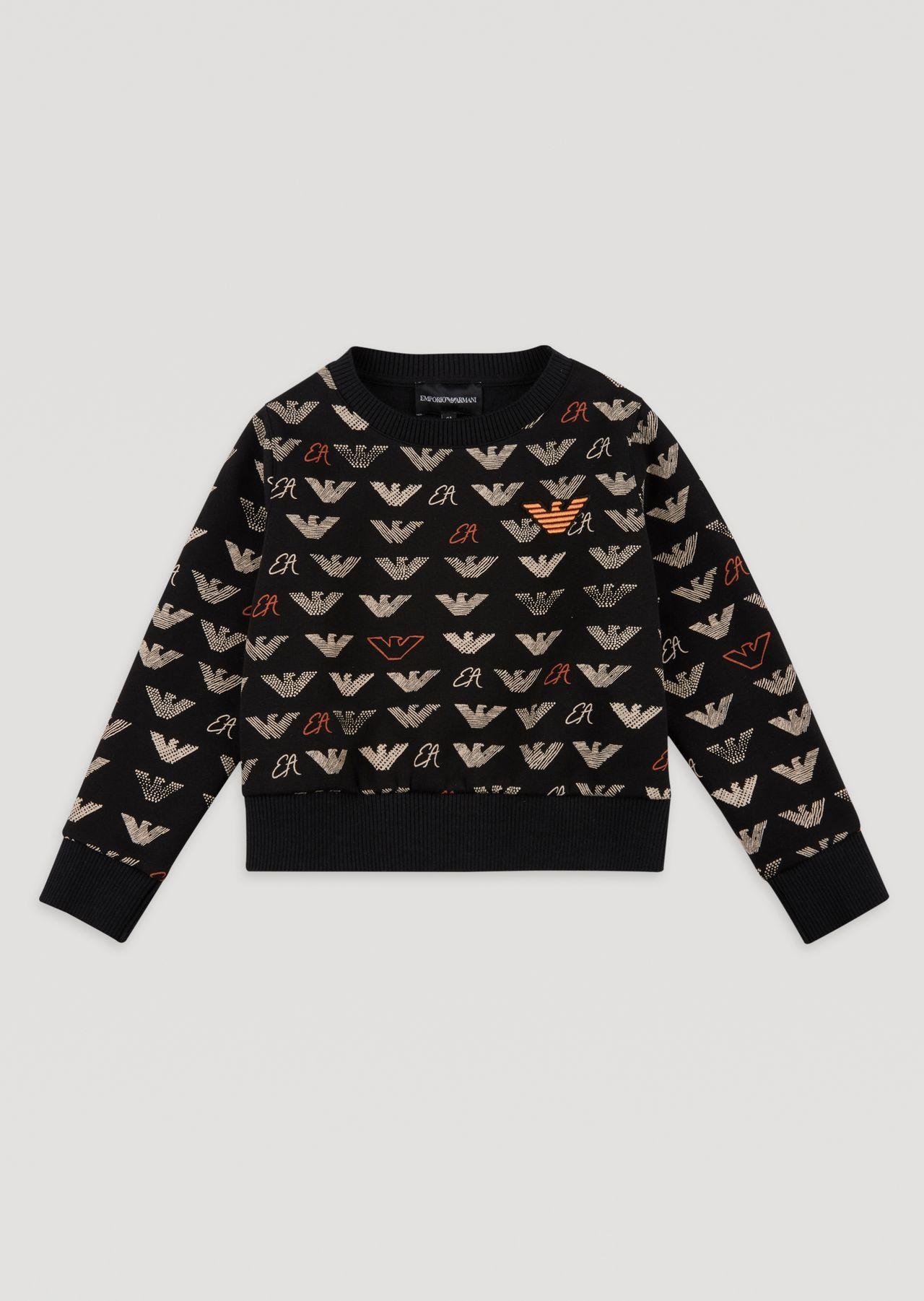 0cff4eb55 EMPORIO ARMANI Sweatshirt Woman f   gucci   Armani sweatshirt ...