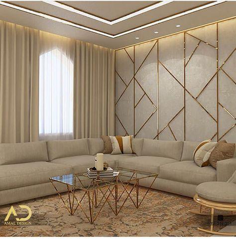 62 Ideas Wall Paneling Ideas Modern Living Room Living Room Design Decor Luxury Living Room Design Drawing Room Interior