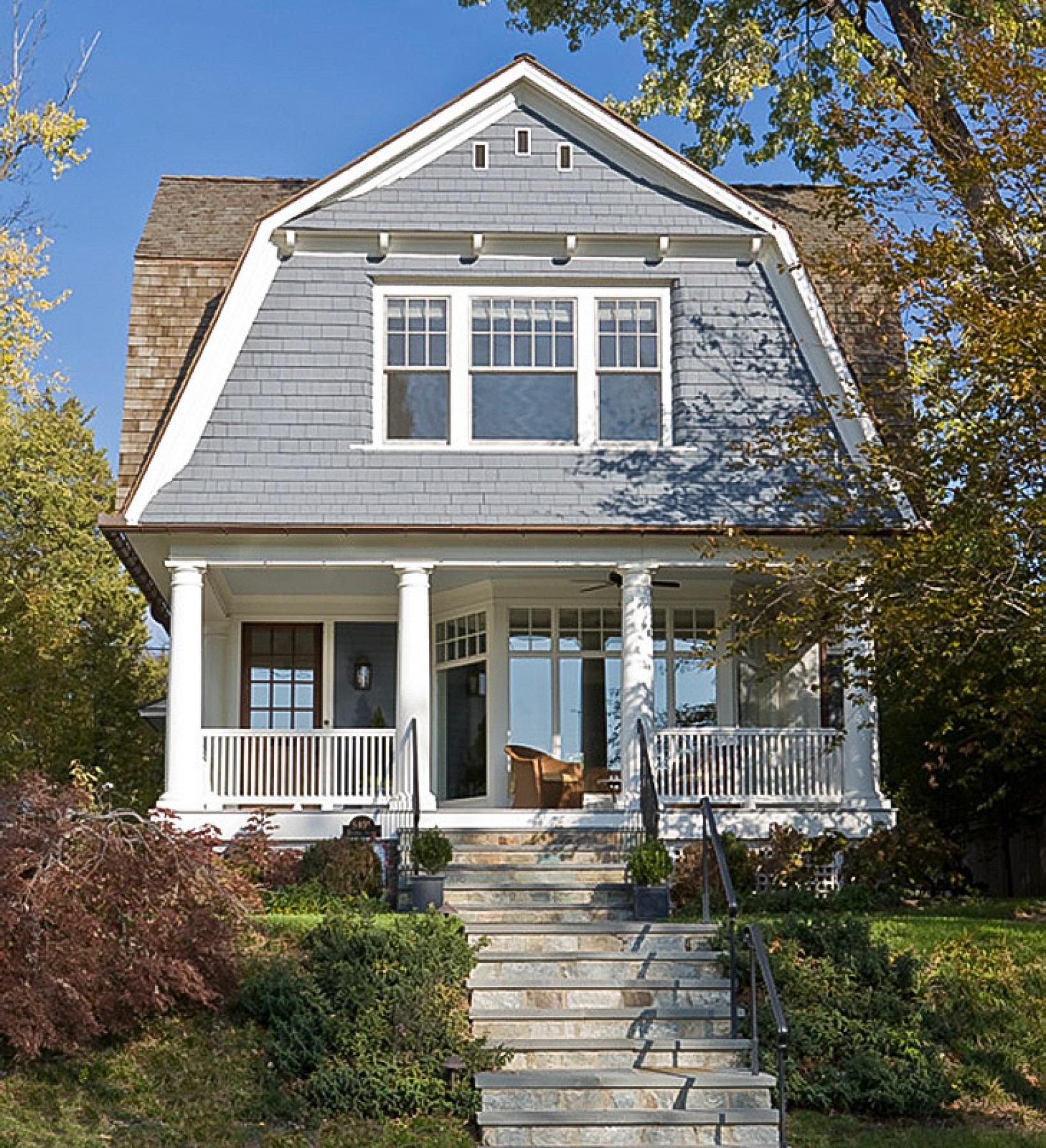 Colonial Home Design Ideas: Anne Decker Architects
