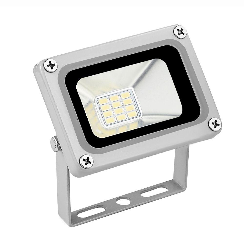 1 stück Fall 10 Watt regendicht LED Flutlicht lampe Wasch Pool ...