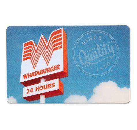 Whataburger gift card | My wish list | Pinterest | Shopping
