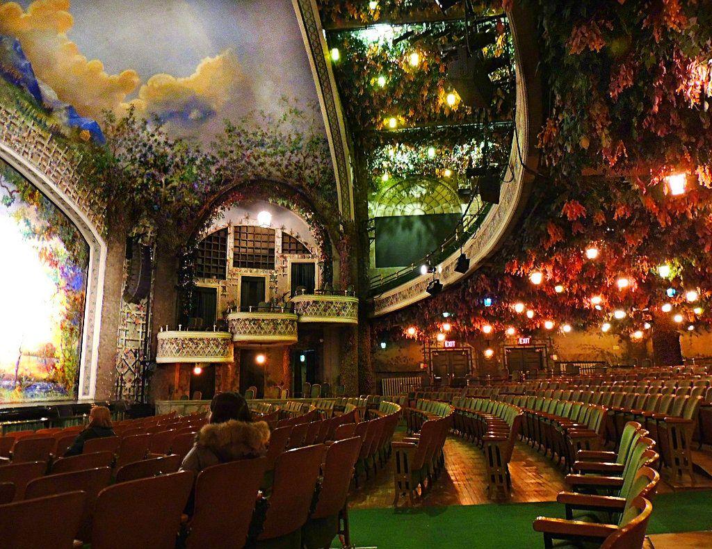 Winter Garden Theatre .... Toronto, Ontario | Theatre | Pinterest