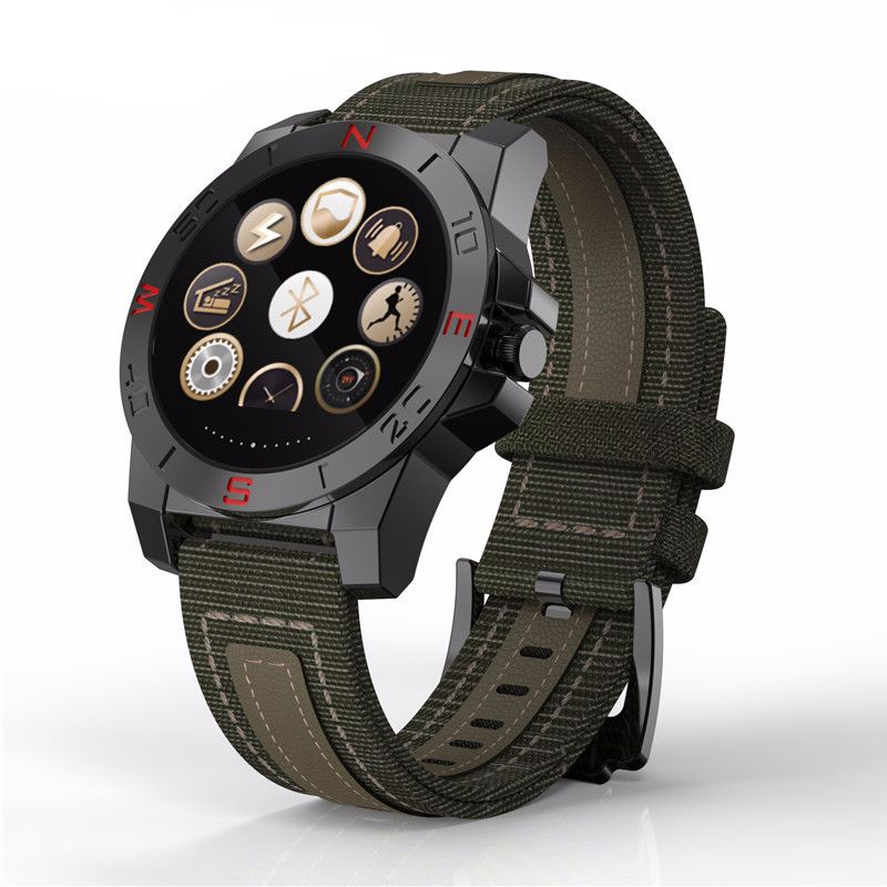 Military Style Bluetooth 4.0 Smartwatch  8ab53d1b7dc85