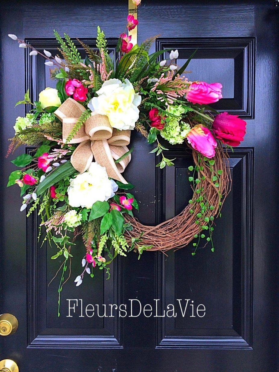 Summer Wreaths For Your Front Door Summer Wreaths For Front Door Uk Full Image For Kids Ideas Front Door Wr Summer Wreath Diy Summer Door Wreaths Spring Wreath