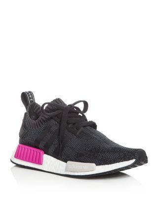 cba20ce2f55b4 Adidas Women s NMD R2 Lace Up Sneakers