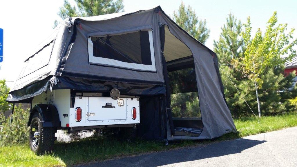 Freespirit Recreation Base Camp Off Road Tent Trailer