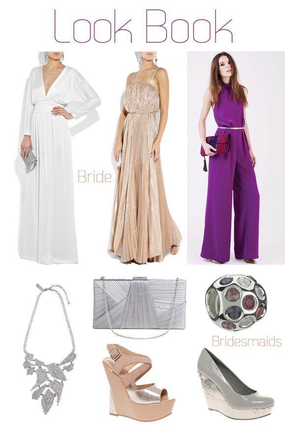 07e1c259 Bridal Inspiration Boards #8 ~ 1970s Retro Disco Chic… | Wedding ...
