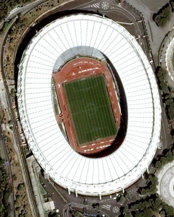 Olympisch Stadion Rome
