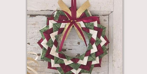 A Quick and Easy Project for Scraps – No Sewing Required! This elegant Christmas ornament is a great way to use those snippets of time when you want to be quilting but don't have quite enough time to pull out a larger project. In fact, you can make several of these in the time it …