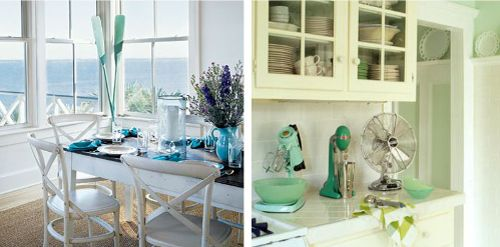Birch + Bird Vintage Home Interiors » Blog Archive » Colours of the Sea