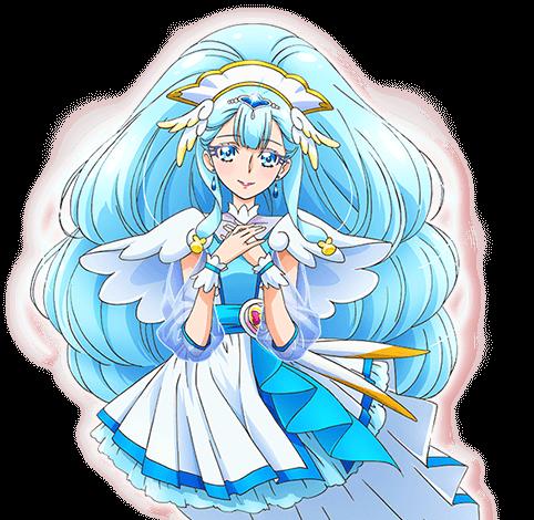 Cure Ange Hugtto Precure Render By Ffprecurespain Deviantart Com On Deviantart プリキュア イラスト 戦う女 壁紙 かわいい