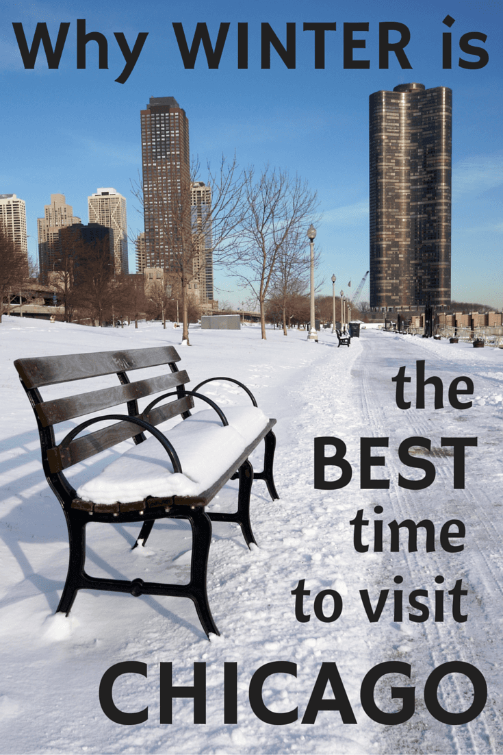 Why Winter is the BEST time to visit Chicago | Zukünftige Projekte ...