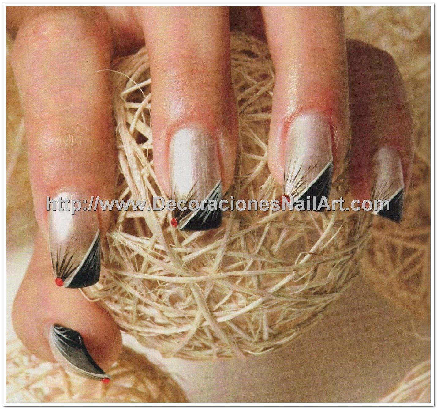 Uñas-Acrilicas | Más uñitas | Pinterest | Disenos, Diseños de uñas y ...