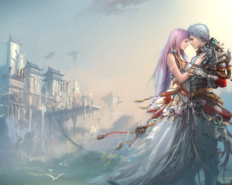 Qq Fantasy World Hd Anime Wallpapers Anime Wallpaper Anime