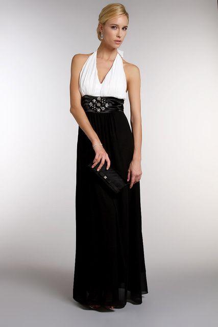 Robe de soiree noire tati