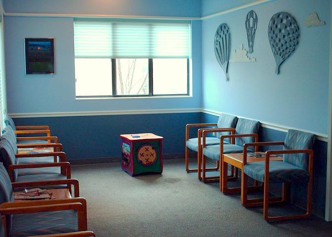 Dental Office Waiting Room Design Pediatric Dentists