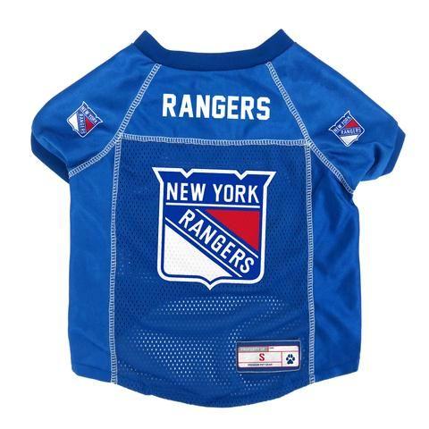 New York Rangers Pet Jersey Size S  NewYorkRangers c52d3c8ab
