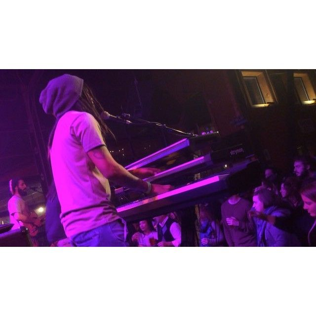 The Movement, Iya Terra & Rise N Shine performed on Sunday