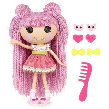 Lalaloopsy Jewel Sparkles Silly Hair Doll