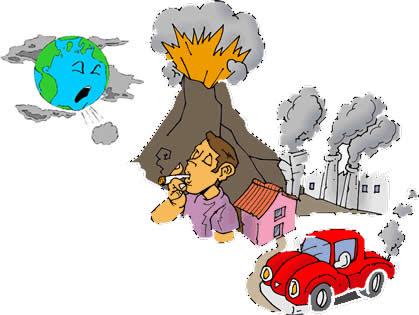 Gestion Ambiental Contaminacion Ambiental Character Bart Bart Simpson