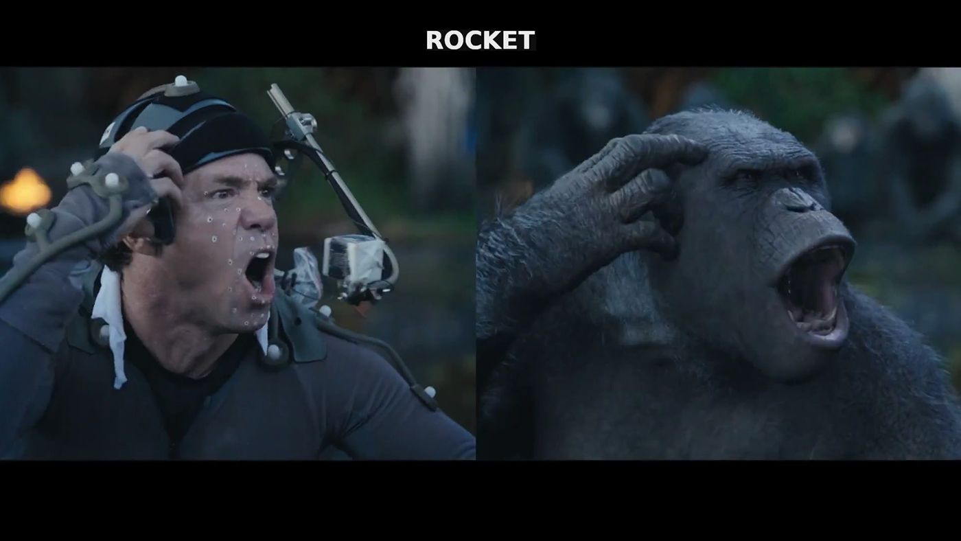 Here is a really cool before & after shots video of impressive #VFX work by #WetaDigital for #DawnOfThePlanetOfTheApes: http://www.artofvfx.com/?p=8007