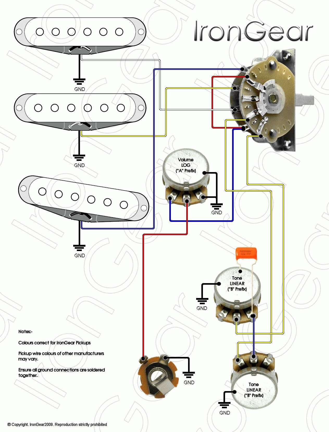wiring diagram 3 way switch elegant wiring diagram for 5 way guitarwiring diagram 3 way switch [ 1263 x 1657 Pixel ]