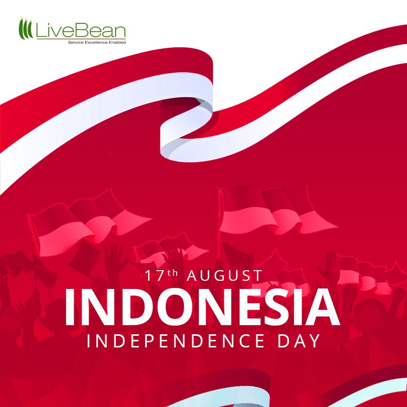 Team Livebean Wishes All Indonesian Friends A Very Happy Independence Day Indonesiaindependenceday Hotel Management Hotel Marketing Hospitality Management