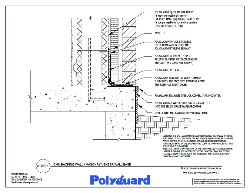 cmu wall section details building details pinterest detailed