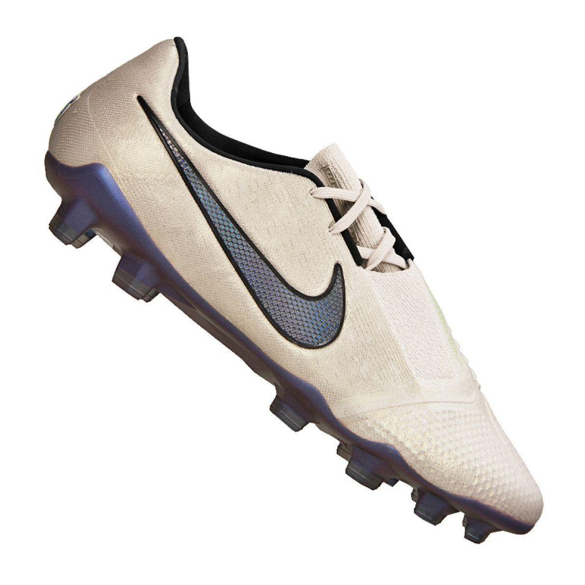 Buty Pilkarskie Nike Phantom Vnm Elite Fg M Ao7540 005 Bezowy Biale Football Shoes Nike Sneakers Nike