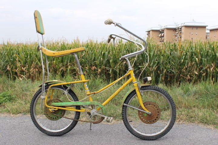 Dettagli Su Atala 2000 Bici Chopper Cross 70s Saltafoss 20 Vintage