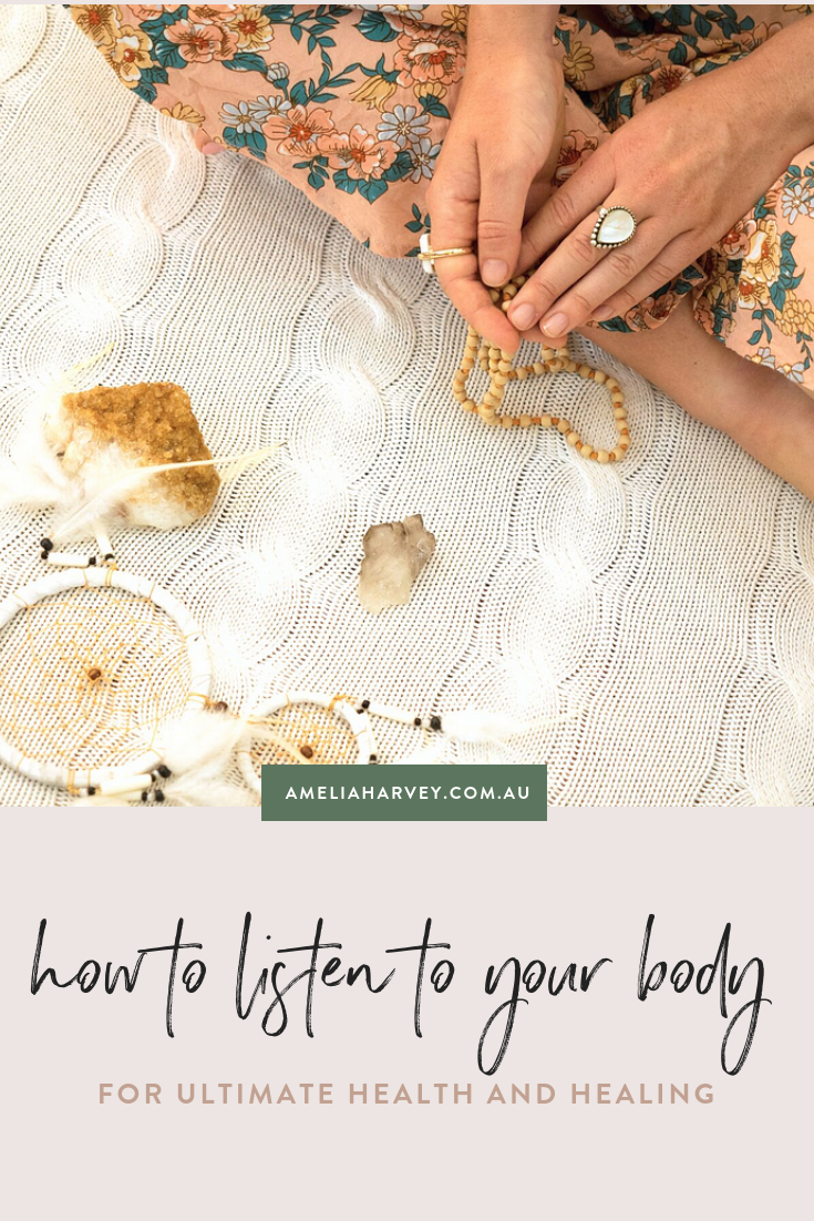 How to tune into the wisdom of your body and feel
